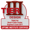 Сертификат Tier III Certified: Design