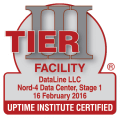 Сертификат Tier III Certified:  Constructed Facility