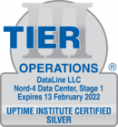 Сертификат Tier III Certified: Operational Sustainability